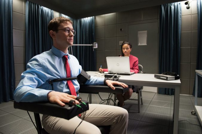 Snowden starring Joseph Gordon-Levitt and Shailene Woodley.