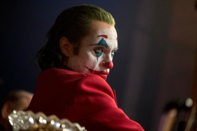 Joaquin Phoenix stars in Joker, a Warner Bros. picture