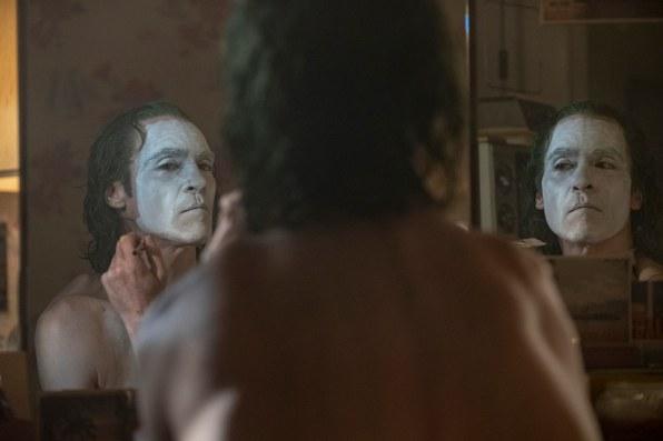 Joaquin Phoenix stars in Joker